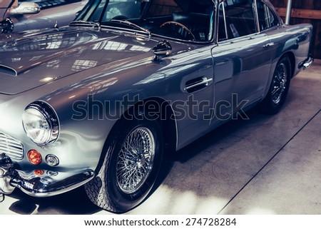 vintage transport retro car. #274728284
