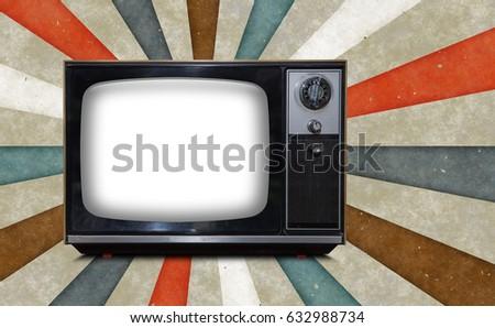 Vintage TV   #632988734