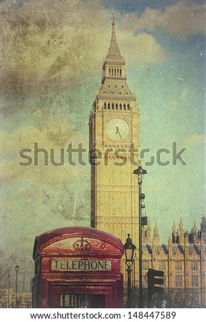 big view photography. Simple View Vintage View Of Big Ben On View Photography