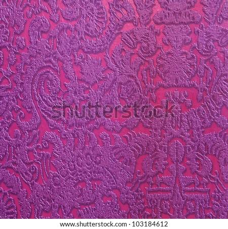 Vintage violet grunge texture background