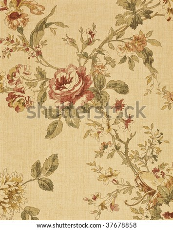vintage wallpaper texture. photo : vintage wallpaper
