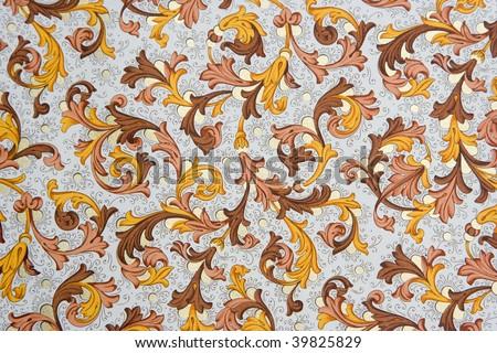 flower wallpaper pattern. Wallpaper - Floral Pattern