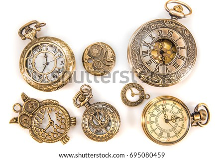 vintage watch collection...