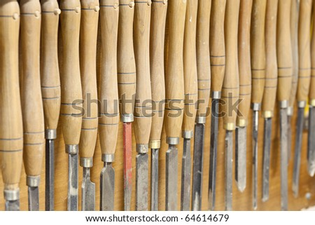 lathe wood tools
