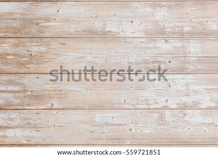 Vintage wooden background, shabby painted wood texture. #559721851