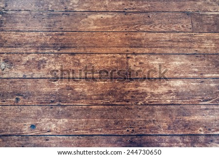 vintage wooden floor detail...