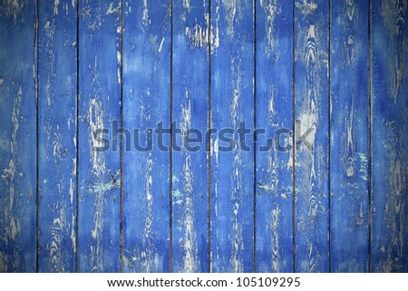 Vintage wooden timbers