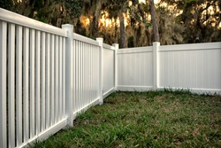 Vinyl Fence Solid and Semi Privacy