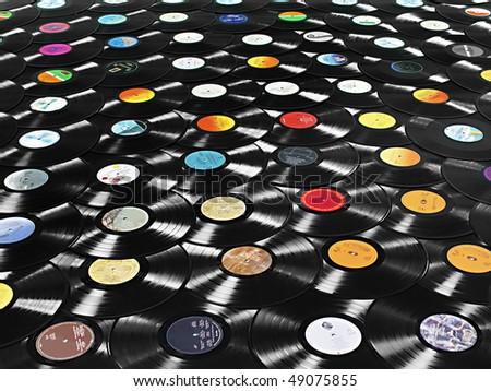 Vinyl record, lp