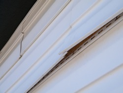 Vinyl Siding Damage from Wind