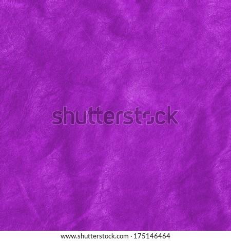 violet crumpled leather texture closeup