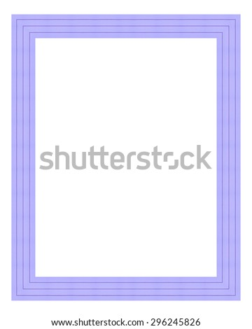 Free photos Brown wooden frame isolated on white background ...