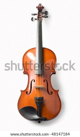 violin isolate