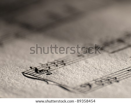 Violin key closeup,closeup, for music,melody themes