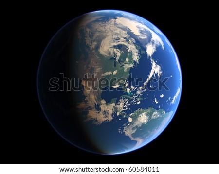 Virtual Planets Earth Planet 03