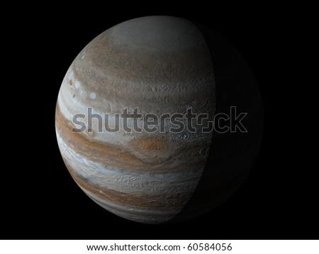Virtual Planets Jupiter Planet 04