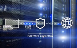 Virtual private network, VPN, Data encryption, IP substitute.