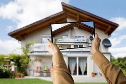 Virtual Real Estate House Video Conference Tour