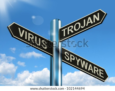 http://image.shutterstock.com/display_pic_with_logo/109411/102144694/stock-photo-virus-trojan-spyware-signpost-shows-internet-or-computer-threats-102144694.jpg