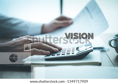VISION AND WORKPLACE CONCEPT