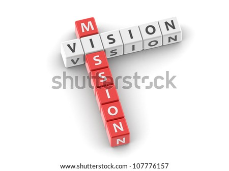 Vision Mission buzzword