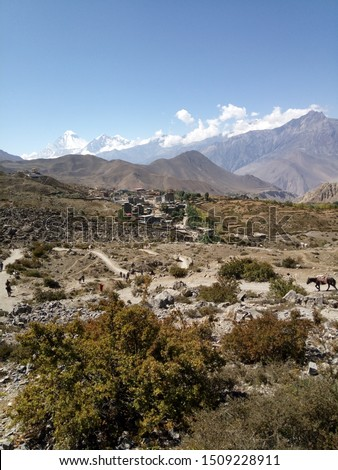 Visit Muktinath for majestic experience #1509228911