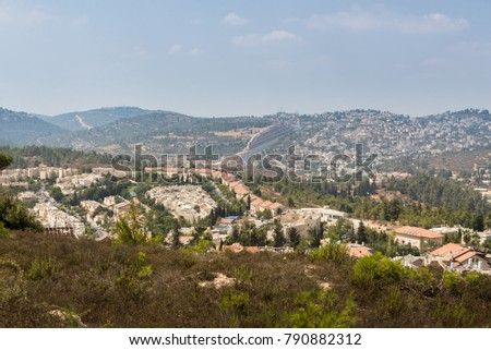 Visiting Ein Hemed and Castel National Parks, Israel