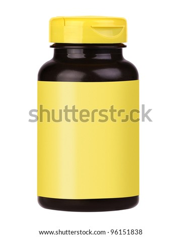 Vitamin Bottle