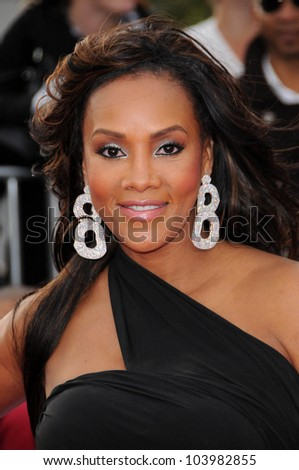 Vivica A. Fox at the Los Angeles Premiere of 'This Is It'. Nokia Theatre, Los Angeles, CA. 10-27-09