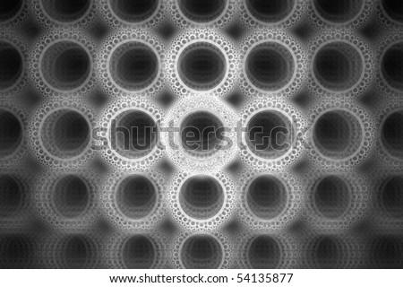 pattern design black and white. stock photo : Vivid bold lack