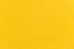 vivid yellow concrete texture pattern simple background wall concept empty copy space for copy or your text here