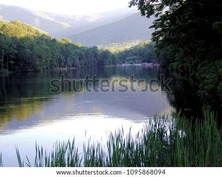 Vogel State Park Stockfoto ©