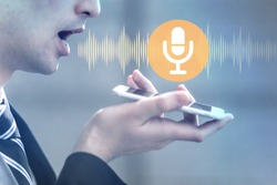 voice recognition with smart phone
