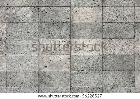 volcanic bazalt stone texture - architecture background