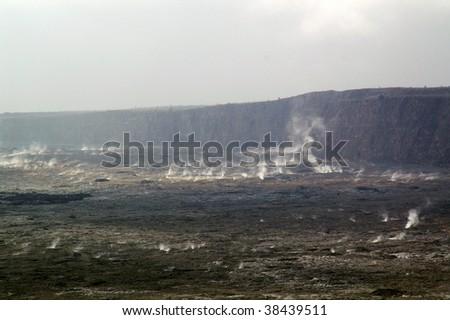 Volcano at Hawaii
