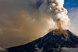volcano erupting volcanic explosion ash ecuador cloud dust landscape exploding tungurahua vulcan explosion ecuador volcano erupting volcanic explosion ash ecuador cloud dust landscape exploding disast