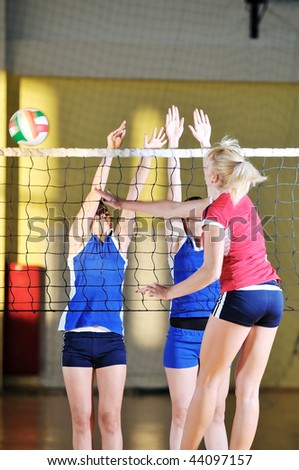 volleyball game and sport Select one of your favorite players and see if you can conquer this volleyball court play this free game on mousebreakercom.