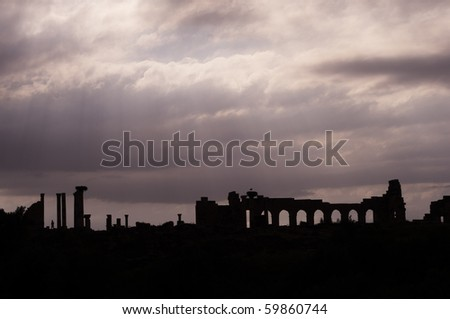 Volubilis - Roman ruins near Fez and Meknes - Best of Morocco