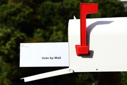 Voting By Mail in an Election