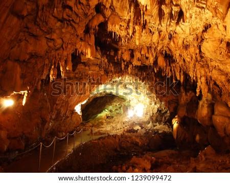 Vrelo Cave in the Gorski Kotar region, Croatia - Die Höhle Vrelo in Fužine, Kroatien - Špilja Vrelo u Gorskom kotaru, Hrvatska