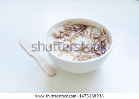 Wa gui Savory rice pudding #1475138936