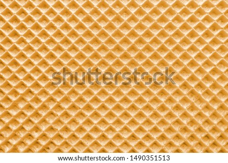 Wafer texture, crispy roasted wafer surface Сток-фото ©