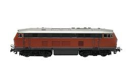 Wagon Model w/ Path (Side View)