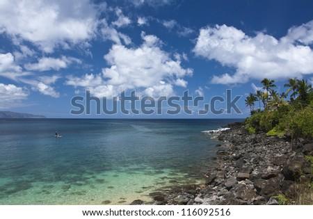 Waimea Bay Beach, Oahu, Hawaii