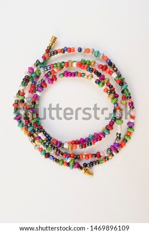waist beads-African Waist Beads- Waist Beads-Hip Ornament-Assorted Waist Beads - Belly Chain - Belly Beads-Beads- lose weight- #1469896109