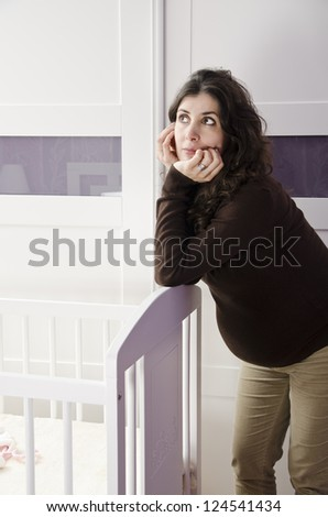 Waiting the new life - stock photo