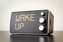 Wake Up Alert / Clock