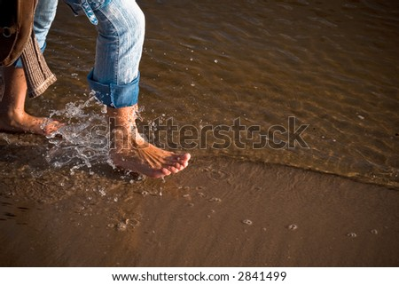 Walk on the water after work