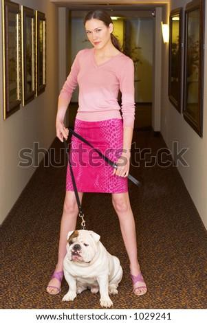 Walk the Dog - High Key