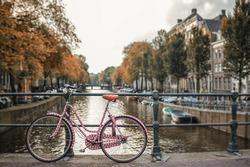 Walking on Amsterdam